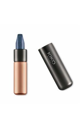 KIKO Saten Mat Ruj - Velvet Passion Matte Lipstick 324 Slate Gray 8025272627726