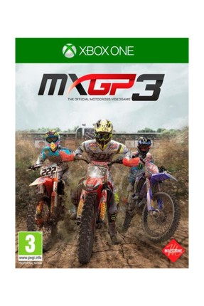 Milestone Xbox One Mxgp 3
