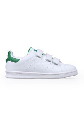 MP Beyaz-Yeşil Çocuk Sneaker 191-5466-003 FT