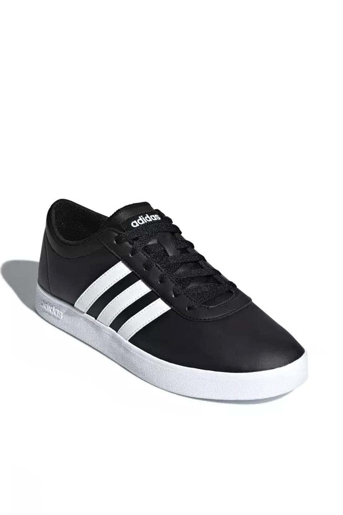 adidas Cf Advantage Siyah BEYAZ Erkek Sneaker 100351226 2