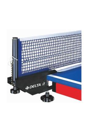 Delta Mavi Masa Tenisi Mengeneli Luxury Pinpon Ağı File Demir Set