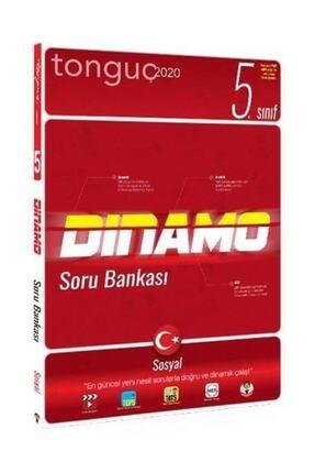 Tonguç Akademi Tonguç 5. Sınıf Sosyal Bilgiler Dinamo Soru Bankası