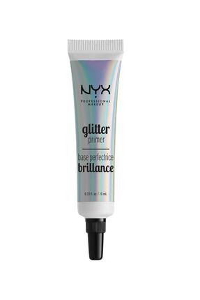NYX Professional Makeup Yüz & Vücut Simi için Baz - Glitter Primer 17 g 800897846831