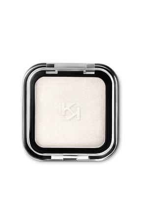 KIKO Göz Farı - Smart Colour Eyeshadow 01 Metallic Rosy White 8025272620277