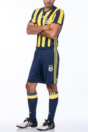 Fenerbahçe Fenerbahçe Erkek 110. Yıl Lacivert Şort  AT514E6S01