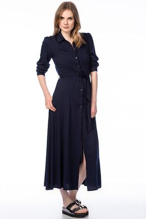 Pitti Kadın Lacivert Elbise 50994