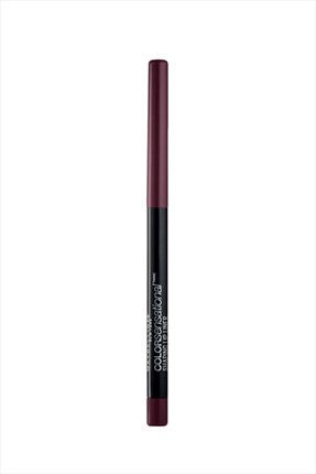 Maybelline New York Dudak Kalemi - Color Sensational Lip Pencil 110 Rich Wine