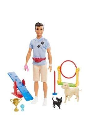 Barbie Ken Ve Meslekleri Oyun Setleri Gjm32-gjm34
