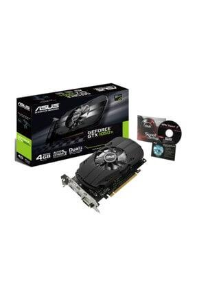 ASUS GTX1050 Ti Phoenix 4GB GDDR5 128Bit DX12 Nvidia Geforce Ekran Kartı PH-GTX1050TI-4G
