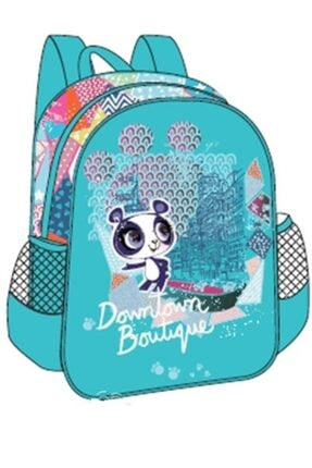 Littlest Pet Shop Kız Çocuk Minişler Penny Okul Çantası