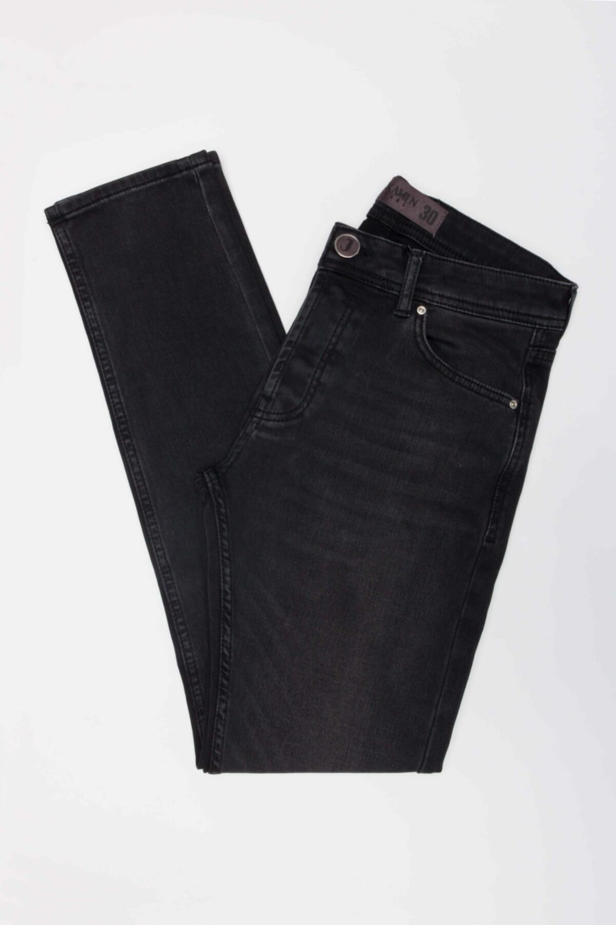 Jakamen Erkek Siyah Pantolon 1