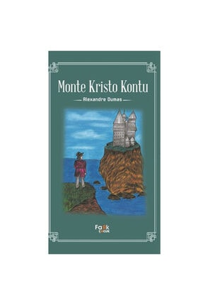 Fark Yayınları Monte Kristo Kontu Alexandre Dumas