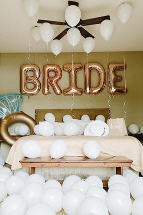 Kullan At Market Bride Rose Gold Folyo Balon 85cm 1 Adet