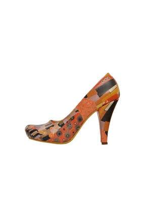 Dogo Symbolism Topuklu Kadın Ayakkabı