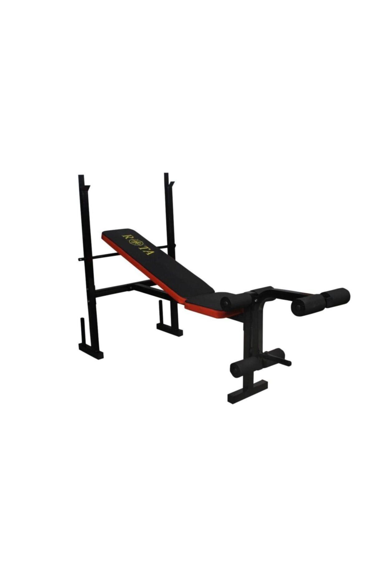 Dumwell Rota Spor Yerli Üretim Fonksiyonel Ağırlık Bench Press Sehpası 1