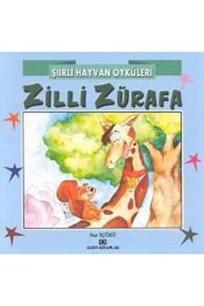 Altın Kitaplar Yayın Şiirli Hayvan Öyküleri Zilli Zürafa