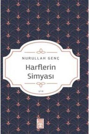 Timaş Yayınları Harflerin Simyası
