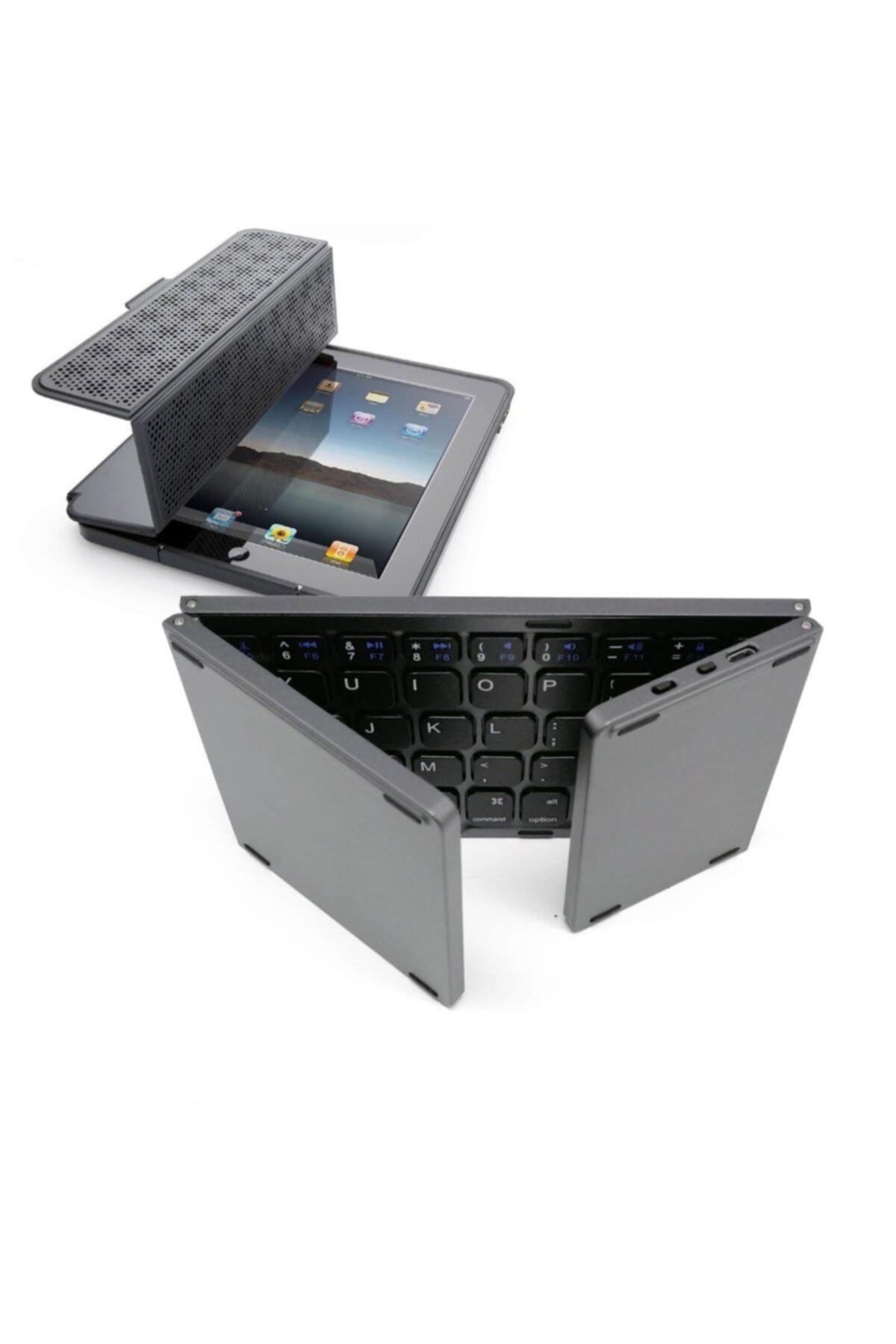 Cool Cold Ploody Touch Pro Katlanabilir Bluetooth Mini Klavye 2