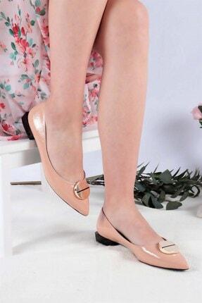 Buffalo Kadın Krem Raissa Topuklu Ayakkabı