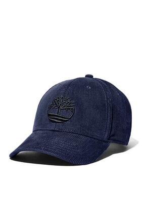 Timberland Cotton Corduroy Baseball Cap
