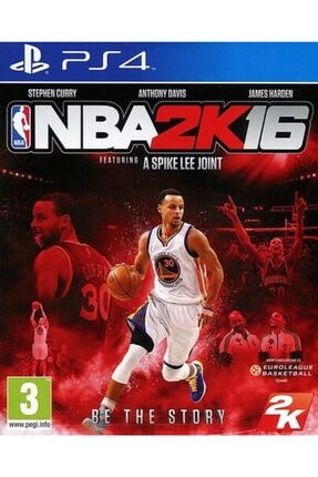 2K Games Nba 2k16 Ps4 Oyunu