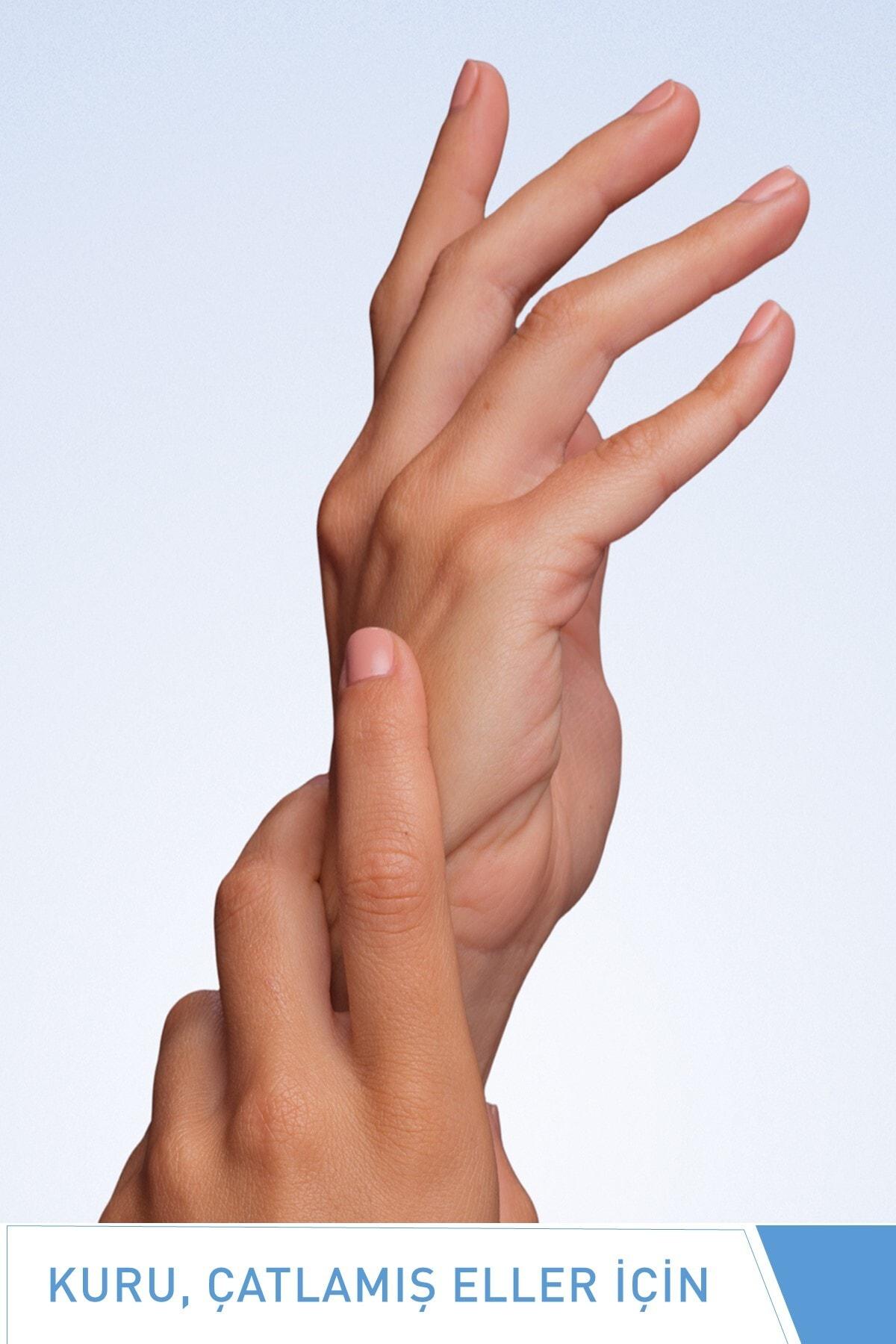 CeraVe Onarıcı El Kremi Kuru ve Çatlamış Eller Hyalüronik Asit İçerikli 50 ml 3337875597319 2