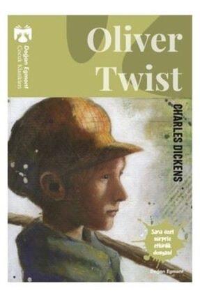 Doğan Egmont Yayıncılık Oliver Twist-çocuk Klasikleri