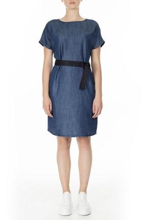 Emporio Armani Kadın Lacivert Elbise  Elbise