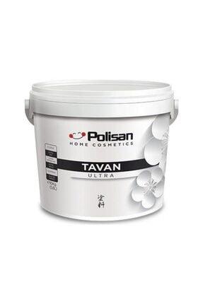 Polisan Ultra Kapatıcı Tavan Boyası Beyaz 1kg