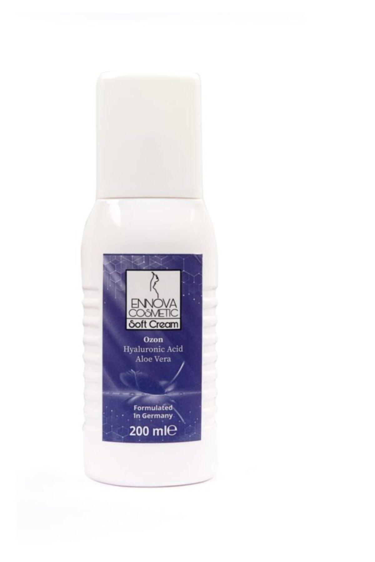 Ennova Cosmetic Ozon Hyaluronic Acid Aloe Vera Nemlendirici Krem 200 ml 1