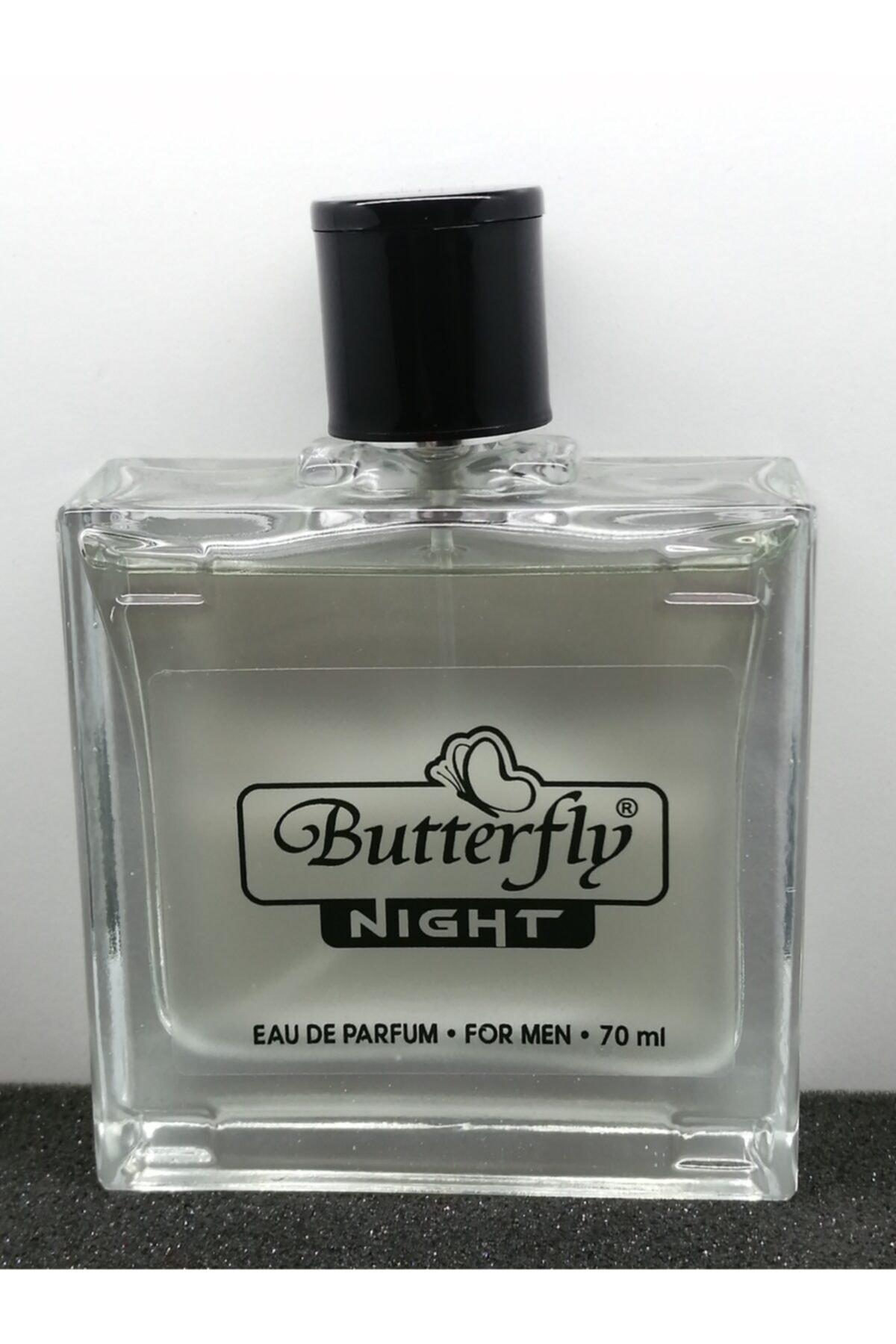 BUTTERFLY Night Edp 70 ml  Erkek Parfüm 1070123104000 2