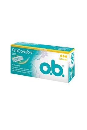 o.b. Pro Comfort Tampon Normal 16'lı