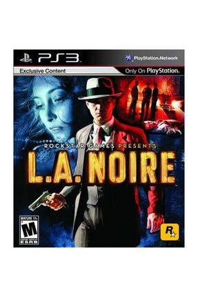 Rockstar La Noıre Ps3