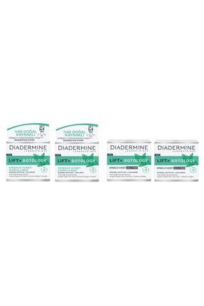 Diadermine Lift Botology Gündüz ve Gece Kremi 4'lü Set 200 ml