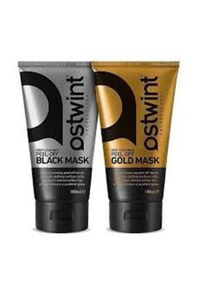 Ostwint Gold Yüz Maskesi 150 ml Black Yüz Maskesi 150 ml