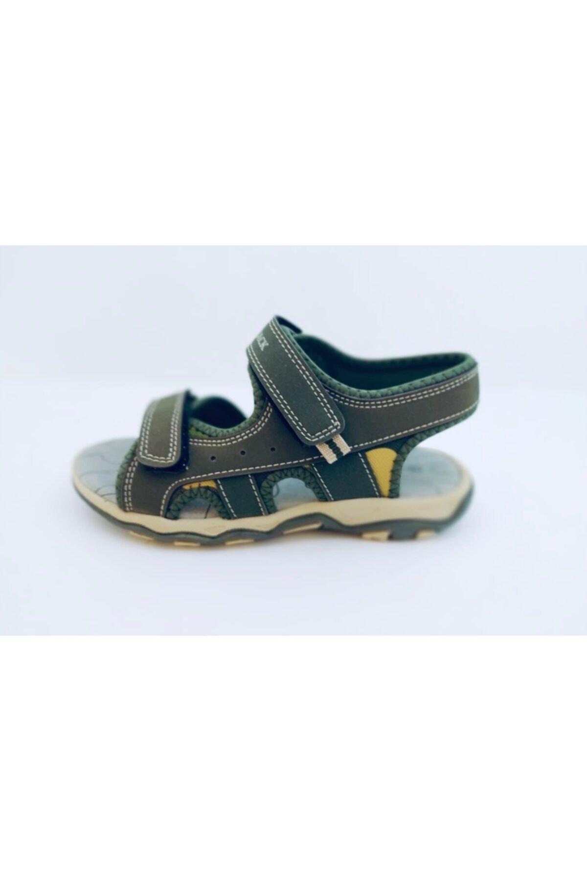 lumberjack OSSIE Haki Erkek Çocuk Deniz Ayakkabısı 100498167 1