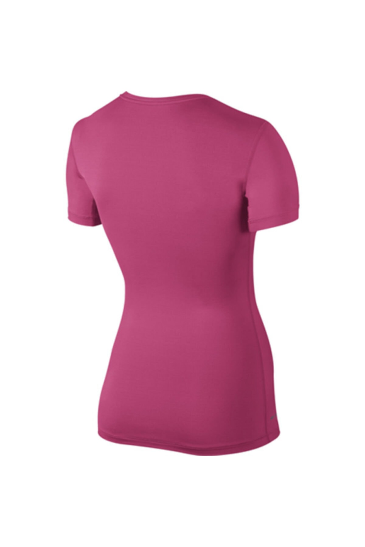 Nike Nıke Pro Womens Top Ss Kadın Tişort 725745-616 2