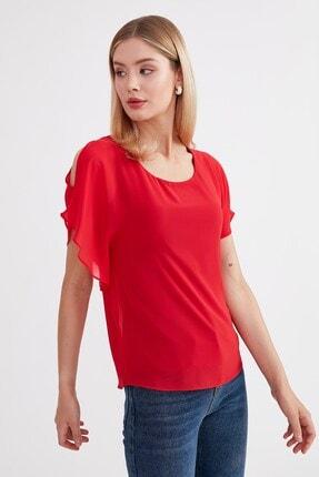 Journey Kadın Kırmızı Bluz