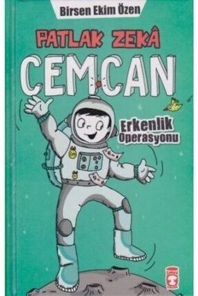 Timaş Yayınları Patlak Zeka Cemcan - Erkenlik Operasyonu-