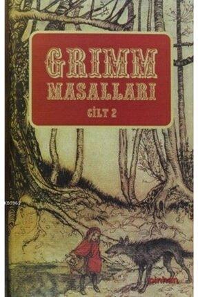 Pinhan Yayıncılık Grimm Masalları Cilt - 2 (ciltli) / Grimm Kardeşler /