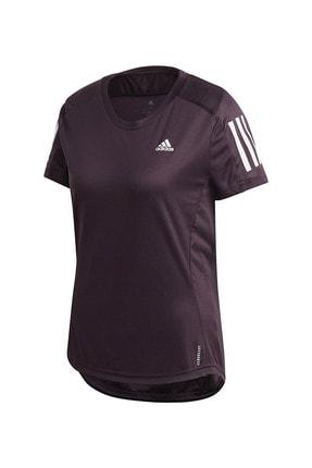 adidas Kadın Spor T-Shirt -  Own The Run Tee  - GI0061