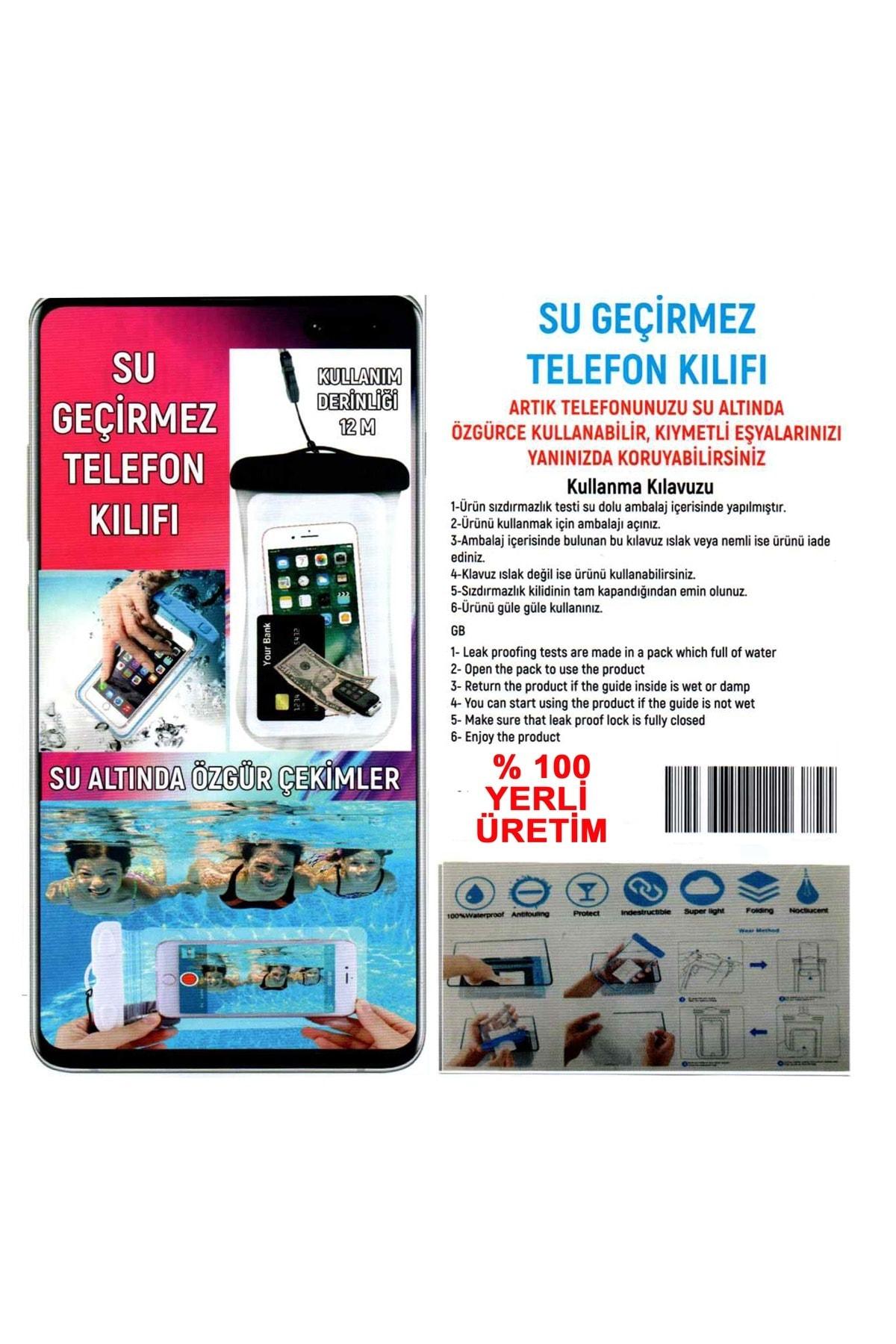 GDL Retro Mobile Su Geçirmez Telefon Kılıfı (YERLİ ÜRETİM) 2