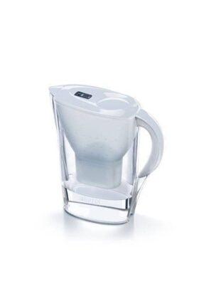 BRITA Marella Yeni Ürün 2,4 Lt Buzdolabı Kapağına Sığan Marella Modeli Su Arıtıcı