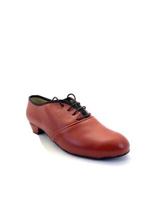 REAL KOSTÜM Erkek Kırmızı Dans Ayakkabısı