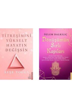 Destek Yayınları Titreşimi Yükselt Hayatın Değişsin / Dönüşümün Sırlı Kapıları 2 Kitap Set