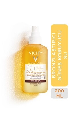 Vichy Capital Soleil Solar Protective Water Spf50 200 ml