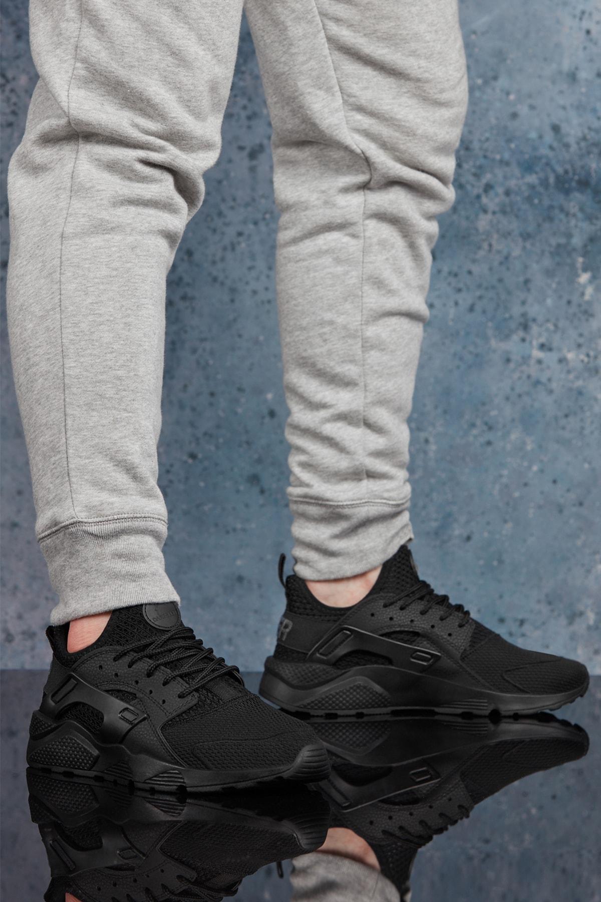 DARK SEER Unisex Siyah Sneaker HR2.DS 2