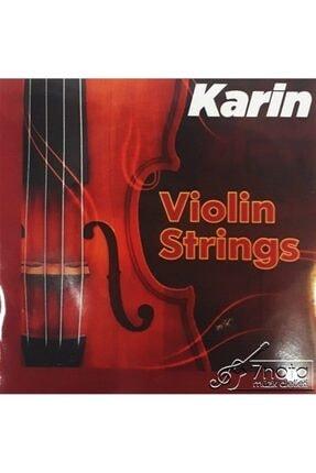Karin Keman Teli Takım 4 Adet K703