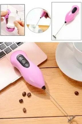 CK House Mini Mixer Kahve Süt Köpürtücü Karıştırıcı Cappucino Mikser