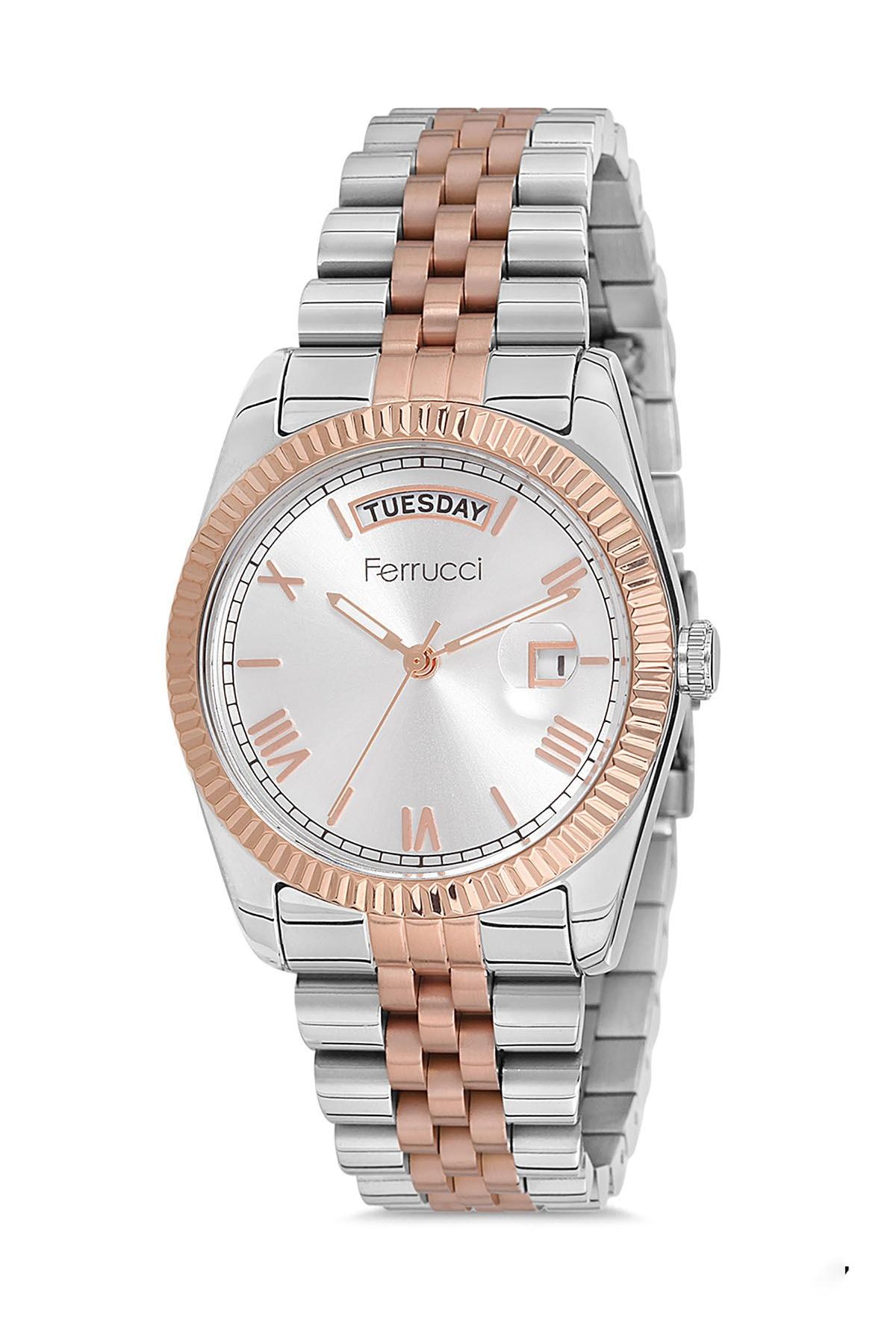 Ferrucci Fc.13024m.07 Kadın Kol Saati 1